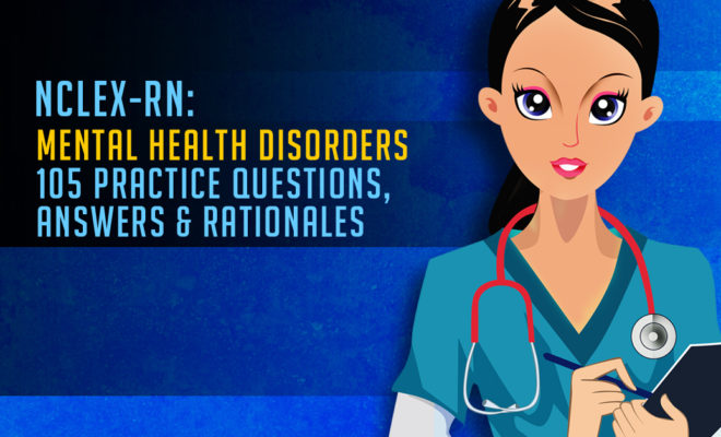 NCLEX: Mental Health Disorders